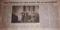 Zeitungsartikel Schmalförden lassAb