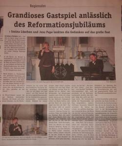 lassAb Zeitungsartikel